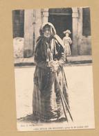 20 // SARTENE    ZIA JIULIA DE BELZESE   Prise Le 20  Juillet 1907   Edit V Porro - Sartene
