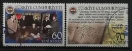 Turquie 2007 / Yvert N°3287-3288 / Used - Oblitérés