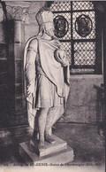 Abbaye De St Denis Statue De Charlemagne - Saint Denis