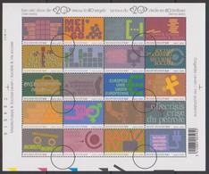 BL 99 - XX - Een Reis Door De 20ste Eeuw- Le Tour Du 20ième Siècle - Perszegels - Zonder Classificatie