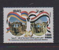 Iraq (2020) - Set - /  Armenia Relationship - Archaeology - Heritage - Irak