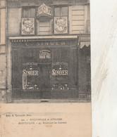03 - CPA De MONTLUCON - Succursale Et Ateliers, 43 Bd De Courtais - Magasins SINGER - 017 - Montlucon