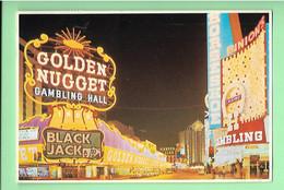 ETATS-UNIS---LAS VEGAS----the Golden Nugget--voir 2 Scans - Las Vegas