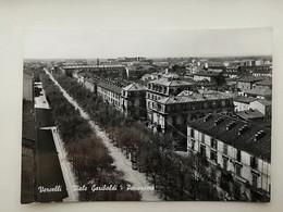 VERCELLI VIALE GARIBALDI PANORAMA (10) - Vercelli