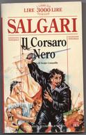 Libri  Salgari (1996)  Il Corsaro Nero - Non Classificati