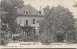 CHATELARD - CORSIER S/VEVEY VD 1903 - VD Vaud