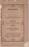 Lisieux (Calvados 14) Notes Pour Servir à L' Histoire De L' ANCIENNE CATHEDRALE DE LISIEUX 1840 - Normandie