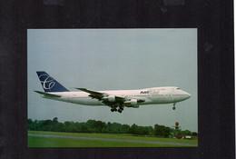 AIR CLUB. Boeing 747-212B (C-GCIH) - Airplane Postcard (1AK042) - 1946-....: Era Moderna
