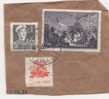 Chine China 1957 - YT 1099 - Oblitéré - Oblitérés