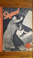 SIGNAL REVUE DE PROPAGANDE ALLEMANDE N°17 SEPTEMBRE   1943 - 1939-45