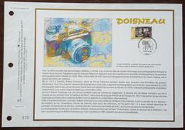 FDC - CEF N°1457 - YT N°3262 - PHOTOGRAPHES / ROBERT DOISNEAU - 1999 - 1990-1999
