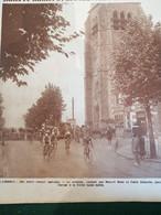 1931 CYCLISME - PARIS = LIMOGES - LA FERTÉ SAINT AUBIN - Altri