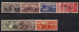 Russie - URSS 1933 Yvert 490/96 Oblitérés (AD102) - Gebraucht