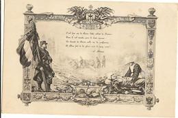 Guerre 14-18 - Famille Dieu Patrie - Texte De L'Abbé Albert Delsaux  292 - Guerra 1914-18