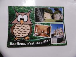 D 80 - Doullens, C'est Chouette - Doullens