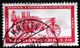 Denmark 1989 100 Years Danish Agricultural Museum   MiNr. 953( Lot C 760 )  Steam Tractor / Dampf-Traktor/ - Usado
