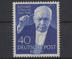 Berlin, MiNr. 124, Postfrisch / MNH - Unused Stamps