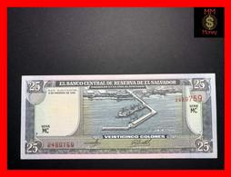 EL SALVADOR 25 Colones  9.2.1996  P. 142   XF - El Salvador