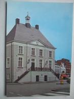 037 Ansichtkaart Roosendaal - Oude Gemeentehuis - Roosendaal