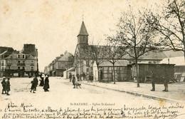 SAINT-NAZAIRE - Eglise Saint-Gohard - Roulotte - Animé - Saint Nazaire