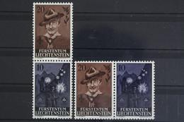 Liechtenstein, MiNr. 360-361, 2 Zd-Kombis, Postfrisch / MNH - Unclassified