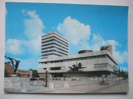 037 Ansichtkaart Eindhoven - Stadhuis - Eindhoven