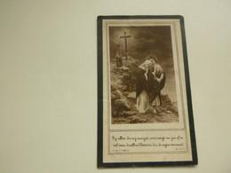 Doodsprentje ( 4814 ) Lambrecht  /  De Cock  -   Verrebroek   Kieldrecht        1925 - Obituary Notices