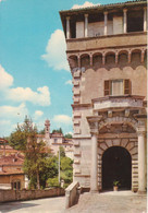 BESOZZO - IL CASTELLO - VIAGGIATA 1985 - Andere Städte