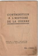 Petit Recueil  Anti Nazi édité Par Le Journal L' Espoir - 1939-45