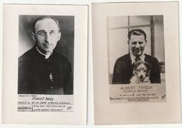 Fusillé Pou Aide Aux Victimes De La Lutte Contre L' Occupant - 1939-45