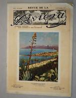 Revue De La Riviera Illustrée Numéro Spécial Sur Cannes Et Ses Environs 20 Pages 1911 - 1900 - 1949