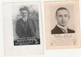 Fusillé Pou Aide Aux Victimes De La Déportation Et Solidarité Croix Rouge Front De L' Indépendance - 1939-45