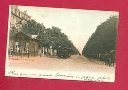 C.P. Bruxelles = Avenue  Louise  +  TRAM - Brussels (City)