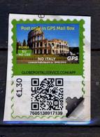 FRANCE / VIGNETTE POSTE PRIVEE ( GPS MAIL BOX ) - ROME - 2010-... Illustrated Franking Labels