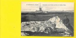 ILE D'YEU Sémaphore Pointe Du But Caillou Blanc (Nouvelles Galeries Insulaires) Vendée (85) - Ile D'Yeu