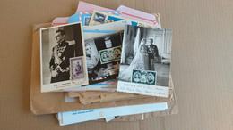 LOT N° E 155 MONACO Un Bon Lot De Lettres ,blocs 1er Jours Et Divers - Collezioni (in Album)