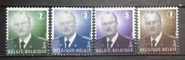 BELGIE   2007   'K. Albert -  Nieuw Type'     Postfris **    CW 36,00 Euro - Zonder Classificatie