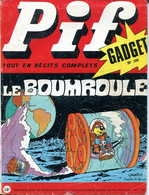 "Pif Gadget N°188 - Loup-Noir ""Les Chasseurs Noirs"" - Rahan ""L'herbe Miracle"" - Pif Gadget"