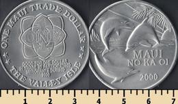 Hawaii - Maui 1 Trade Dollar 2000 - Unclassified