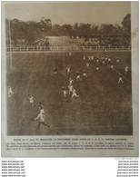 1926 DAMPIERRE EN YVELINES COURSE DE COTE - PARACHUTISTE - GEORGES CARPENTIER - RECORDS D'AVIATION - TENNIS - RUGBY - Unclassified