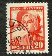 W 16080  Swiss 1935  Mi.# 289  Offers Welcome! - Gebraucht