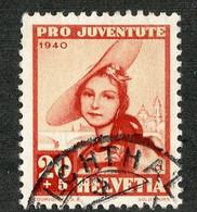 W 16082  Swiss 1940  Mi.# 375  Offers Welcome! - Ohne Zuordnung