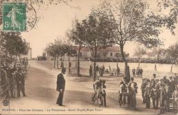 ROANNE (42) Place Des Cerisiers - Le Vélodrome - Match Dupré , Major Tailor En 1910 - Roanne