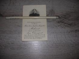 Marie Mahieu (Roulers 1846-Pamele (Audenarde) 1909);Thienpont - Imágenes Religiosas