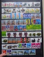 BELGIE    Samenstelling  (2)   Zegels Uit Boekjes   75 Stuks    Gestempeld   Zie Foto - Zonder Classificatie
