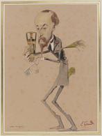 DE LONGPERIER, Grand Numismate. 1840. LAC Ecrite Par Alexandre HERMAND (lui Meme Numismate) écrite à St Omer - 1801-1848: Precursors XIX