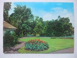 038 Ansichtkaart Roosendaal - Emil Van Loonpark - Roosendaal