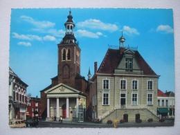 038 Ansichtkaart Roosendaal - Sint Janskerk - Roosendaal