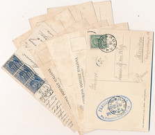 2c.910.  ROMA - Lotto Di 8 Cartoline - Ediz. Brunner - Panoramic Views