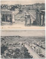 2c.913.  ROMA - Lotto Di 8 Cartoline - Ediz. Brunner - Panoramic Views